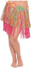 Adult Rainbow Hula Skirt