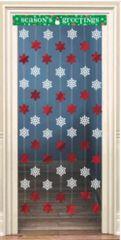 Holiday Foil Door Decoration