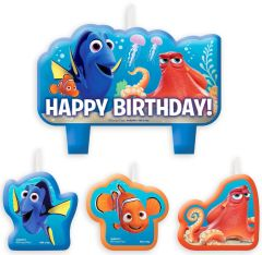 ©Disney/Pixar Finding Dory Birthday Candle Set