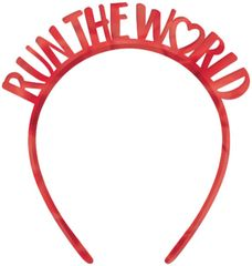 Run The World Headband