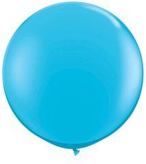 36IN_36 ROBINS EGG BLUE QUALATEX| 2 CT