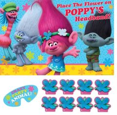 Trolls© Party Game