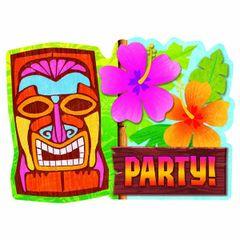 Tiki Value Pack Invitations