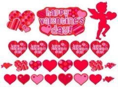 Valentine's Day Super Value Pack Cutouts, 36ct