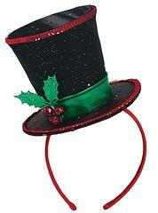 Diva Christmas Headband