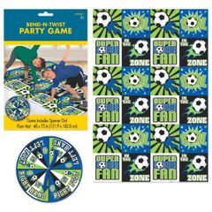 Soccer Bend and Twist Game