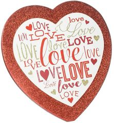 Valentine Heart Easel
