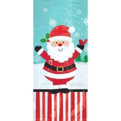 Jolly Santa Large Cello Party bags