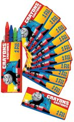 Thomas All Aboard Crayons