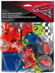 ©DISNEY CARS 3 Mega Mix Value Pack