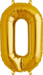 """16"""" NUMBER 0 GOLD – PKG"""