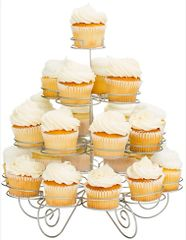 4-Tier Cupcake Wire Stand