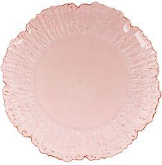 Bright Floral Platter