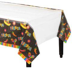 Bright Fiesta Paper Table Cover