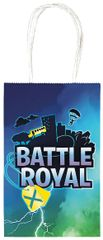 Battle Royal Kraft Bags, 8ct