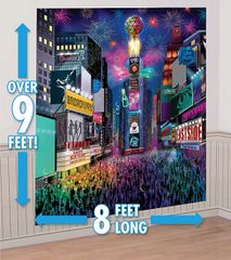 Times Square Deluxe Scene Setters® Kit