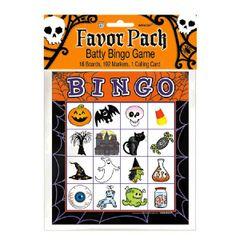 Batty Bingo Game