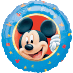 """Mickey Portrait Balloon 18"""""""