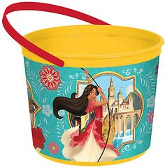 ©Disney Elena of Avalor Favor Container