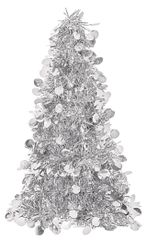 Small Tree Centerpiece - Silver