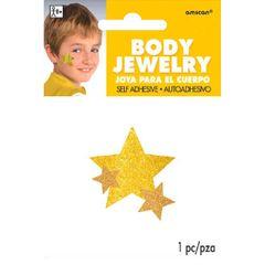 Yellow Spirit Body Jewelry