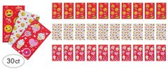 Valentine Emoji Notepads, 30ct