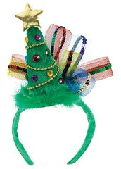 Christmas Tree Fashion Headband