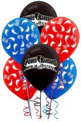 Power Rangers Ninja Steel™ Printed Latex Balloons