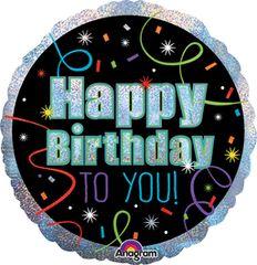 "Happy Birthday To You 18"""