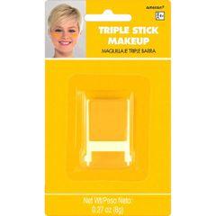 Yellow Triple Stick Makeup