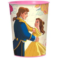 ©Disney Beauty And The Beast Favor Cup