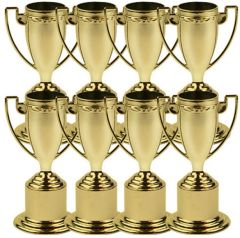 Award Trophies, 8ct