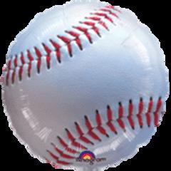 "Championship Baseball Balloon 18"""