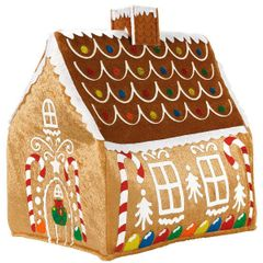 Gingerbread House Hat
