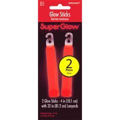 "4"" Glow Stick - Red"