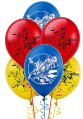 Justice League™ Latex Balloons