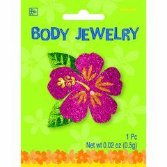 Summer Glitter Body Jewelry