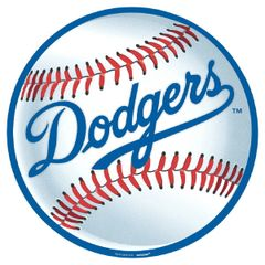L.A. Dodgers Cutouts