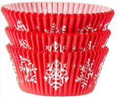 Christmas Standard Snowman Baking Cups