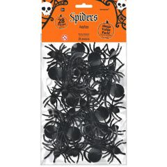 Big Pack of Spiders