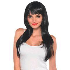 Black Glamorous Wig