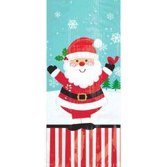 Jolly Santa Small Cello Bags