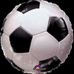 """Soccer Ball Balloon 18"""""""