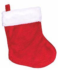 Mini Red Christmas Stocking