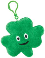 Clip-On Shamrock Plush