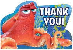 ©Disney/Pixar Finding Dory Postcard Thank You Notes