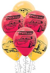 ©DISNEY CARS 3 Printed Latex Balloons
