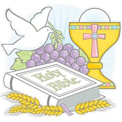 Communion Cutout