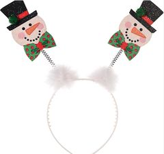 Snowman Head Bopper
