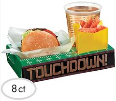 Football Tailgate Trays